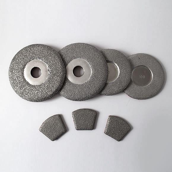 Brazed Lippage Removal Pads Imn Abrasive Ltd