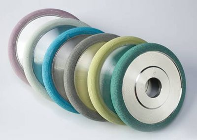 Resin Fluting Wheels