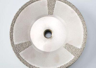 Vacuum Brazed Concave