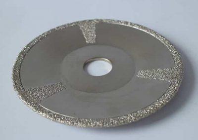 Vacuum-Brazed-Concave