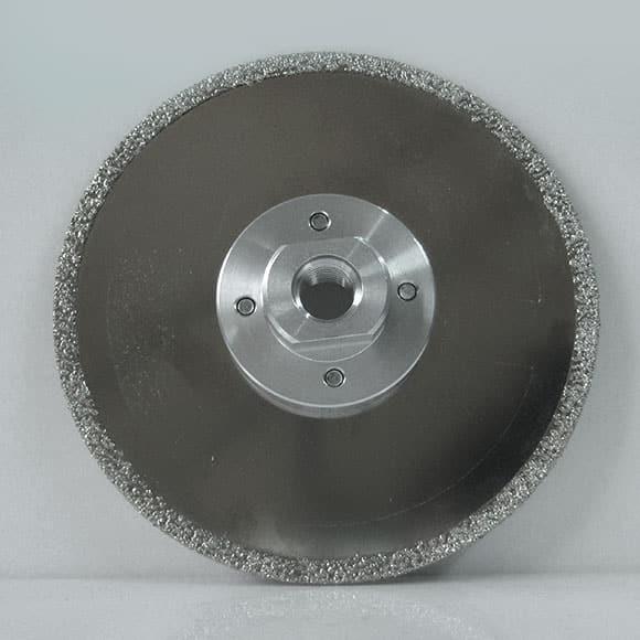 Vacuum Brazed Continuous Disc