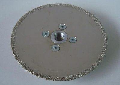 Vacuum Brazed Continuous Disc