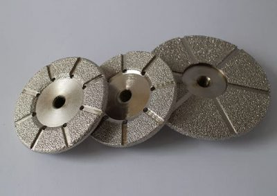 Vacuum Brazed Cup Wheel