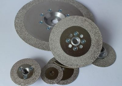 Vacuum Brazed Full Face Disc